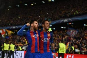 Champions League last-16 draw: Barcelona to meet PSG, Juventus up against Porto