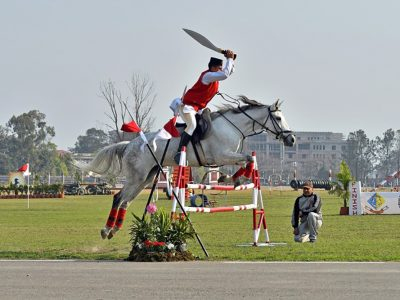 काठमाडौमा आज घोडे जात्रा पर्व मनाईदैं
