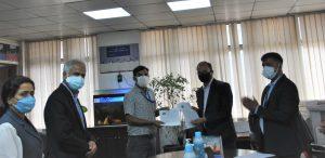 नेपाल टेलिकमले धन्यवाद स्वास्थ्यकर्मी अफर उपलब्ध गराउने