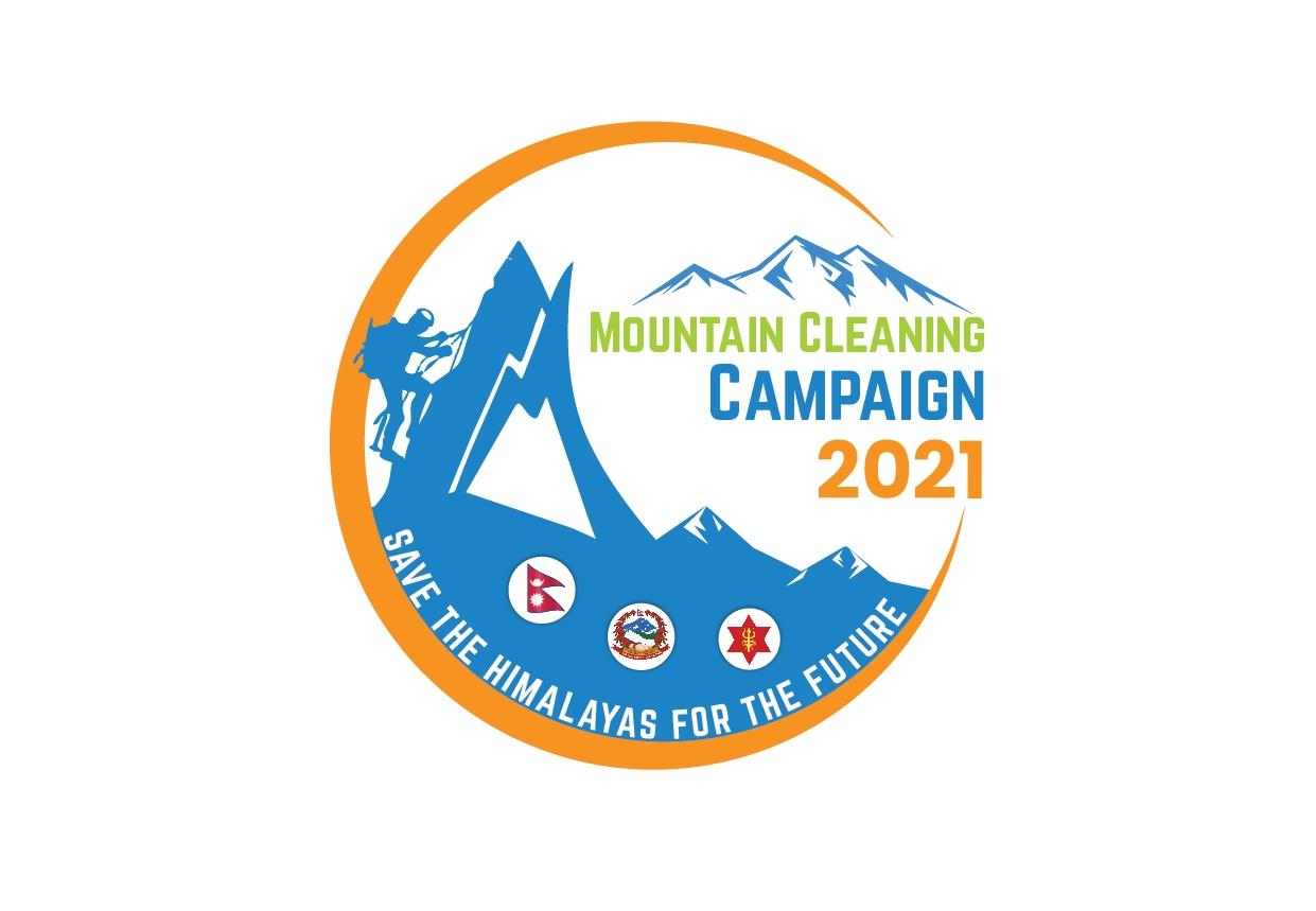 नेपाली सेनाले सफलता पूर्वक एमसीसी २०२१– सफा हिमाल अभियान २०२१–को आधीयात्रा पूरा गर्दै