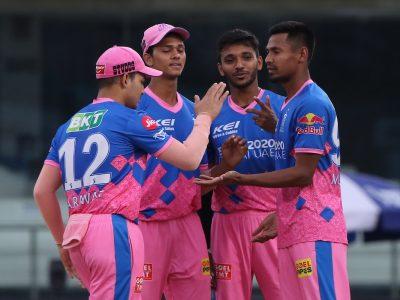 Rajasthan Royals wins against Sunrisers Hyderabad