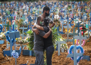 कोरोनाबाट मृत्यु हुनेको संख्या ब्राजिलमा पाँच लाख नाघ्यो