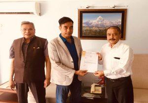 रुपक राजवंशी नेपाल चेम्वर अफ कमर्सको कार्य समिति सदस्यमा  मनोनित