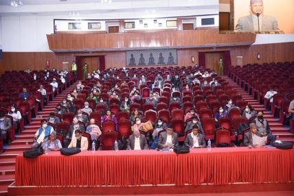 बाढीजन्य विपद व्यवस्थापनका लागि काठमाडौँ महानगरले मेलम्ची नगरलाई २ करोड रुपैयाँ सहयोग गर्ने