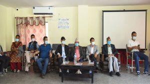 काठमाडौं महानगरले सिन्धुपाल्चोकका बाढी प्रभावित पालिकाहरुलाई आर्थिक सहयोग