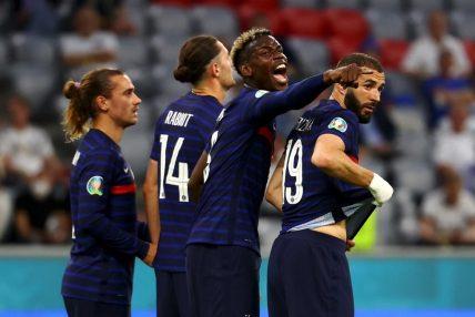 जर्मनीको आत्मघाती गोलमा फ्रान्स विजयी