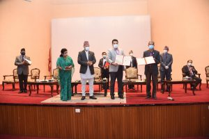 काठमाडौँ महानगरपालिका र काठमाडौँ विश्वविद्यालयविच सम्झौता