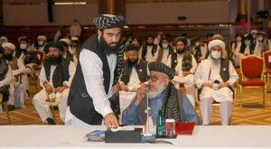 कतारमा तालिबान र अफगान सरकारबीच वार्ता सुरु