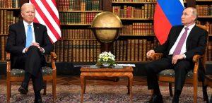 अमेरिकी राष्ट्रपति जो बाइडेन र रूसी राष्ट्रपति भ्लादिमिर पुटिनबीच टेलिफोन संवाद
