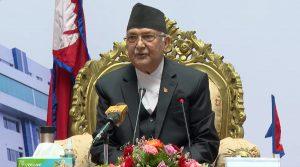 सबै नेपालीलाई सन् २०२१ सम्म कोभिड खोप लगाउँछौंः प्रधानमन्त्री