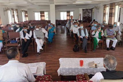 जसपाको संगठन सुदृढीकरण र जनजागरण अभियान