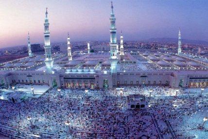 हजारौँ मुस्लिम तीर्थयात्री कोरोना महामारीकाबीच हजका लागि मक्कामा भेला