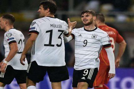जर्मनी विश्वकपमा छनोट