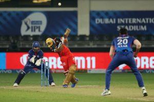 Royal Challengers Bangalore (RCB) beat Delhi Capitals (DC)