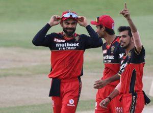Royal Challengers Bangalore (RCB) beat Punjab Kings (PBKS)
